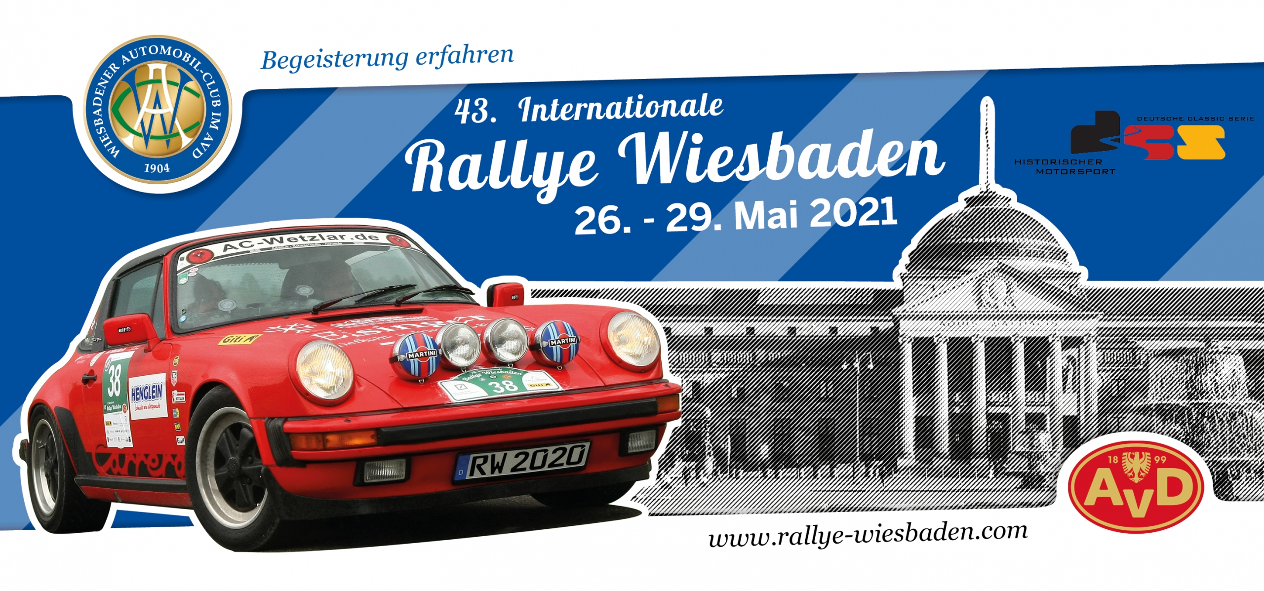 Homepage - RALLYE WIESBADEN   Sportliche Sollzeitrallye ...